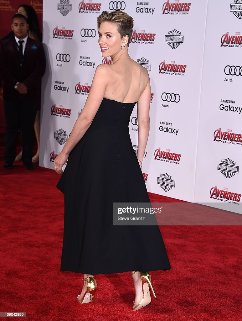 """Marvel's """"Avengers: Age Of Ultron""""  - Los Angeles Premiere - Arrivals : News Photo"""