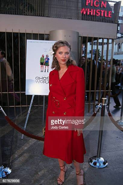 Scarlett Johansson 2001 Stock Photos and Pictures | Getty ...