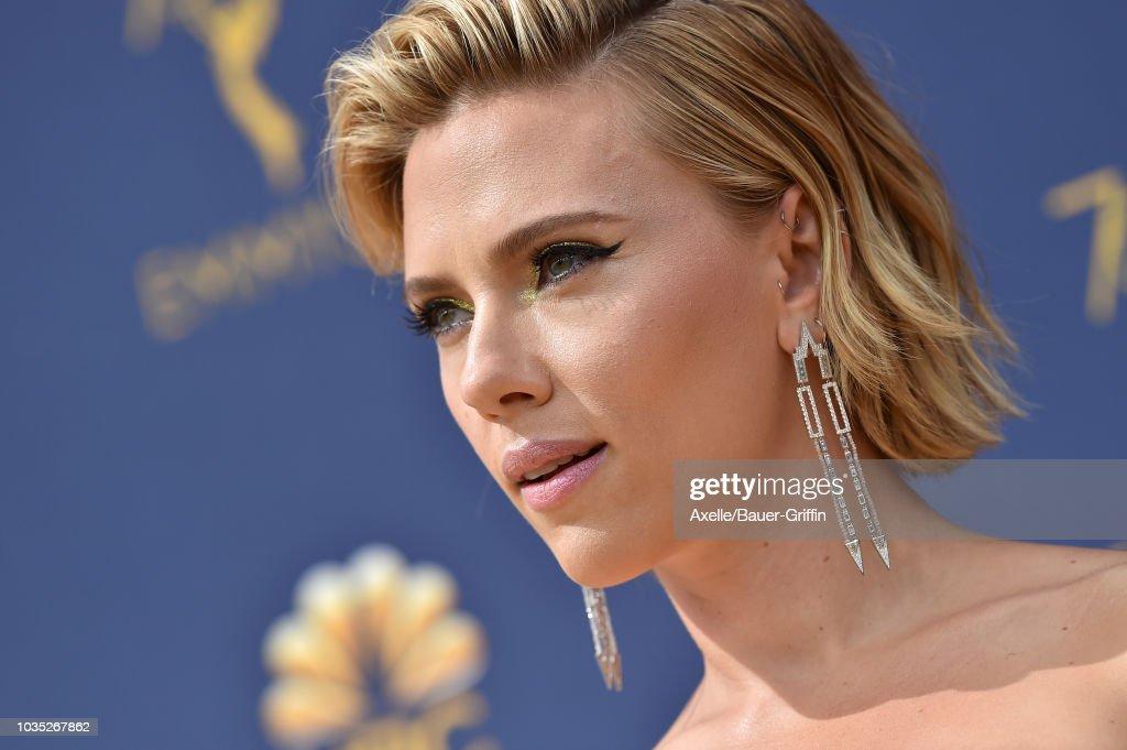 70th Emmy Awards - Arrivals : Fotografía de noticias