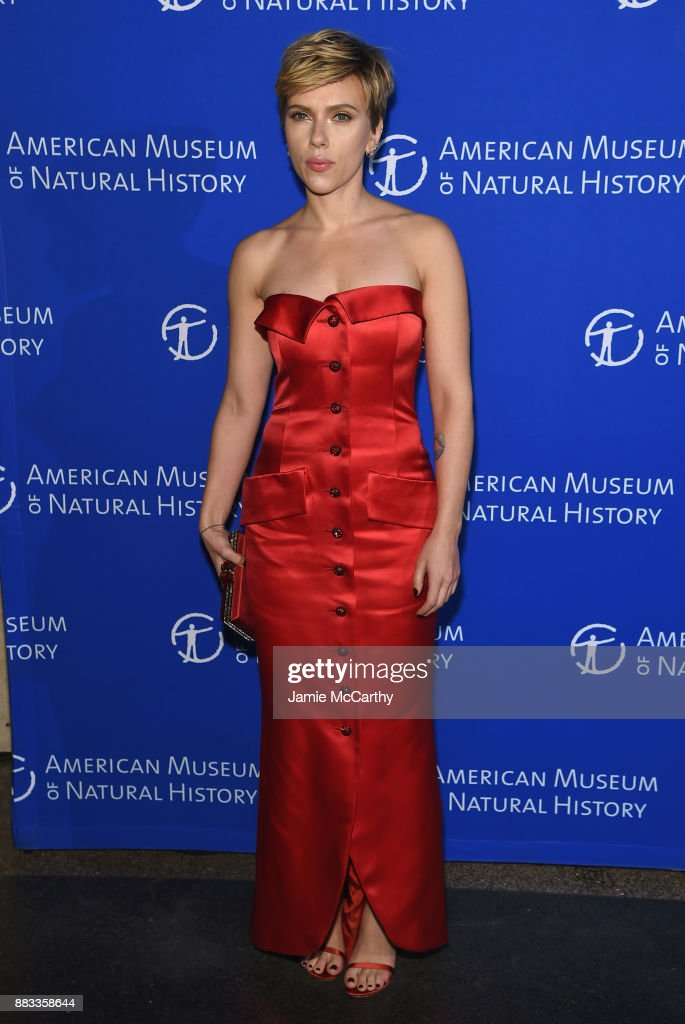 American Museum Of Natural History's 2017 Museum Gala : News Photo