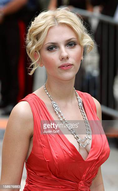 Scarlett Johansson Attends The Closing Ceremony Official Awardsat The 61St Venice Film Festival