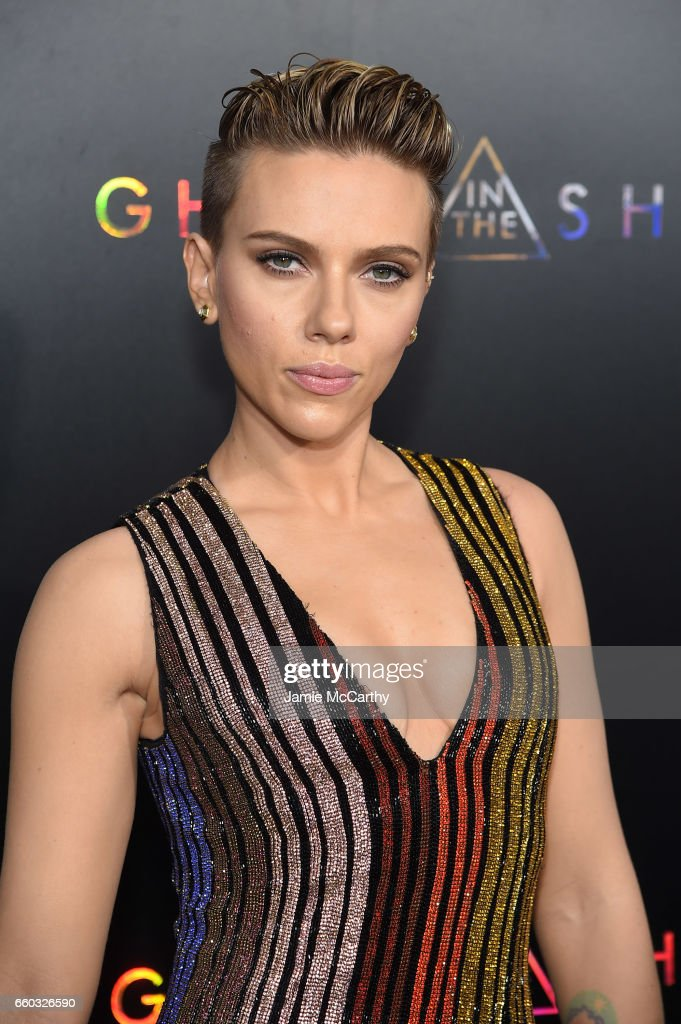 """Paramount Pictures & DreamWorks Pictures Host The Premiere Of """"Ghost In The Shell"""" - Arrivals"""