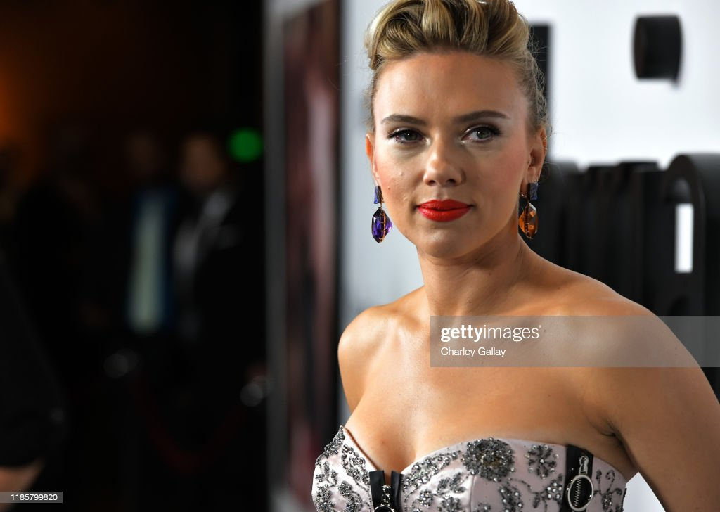 Marriage Story Los Angeles Premiere : News Photo