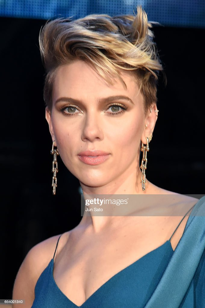 Ghost In The Shell World Premiere In Tokyo