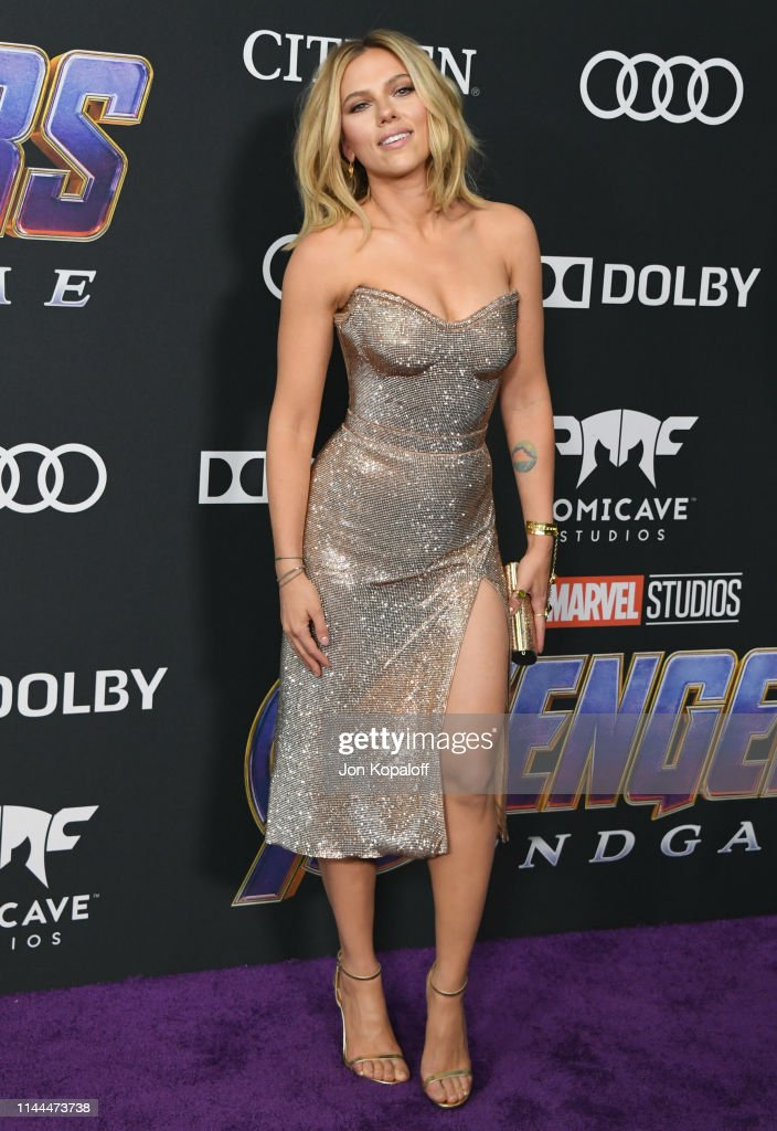 "World Premiere Of Walt Disney Studios Motion Pictures ""Avengers: Endgame"" - Arrivals : ニュース写真"
