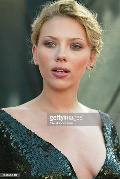 Scarlett Johansson during 2004 Movieline Young Hollywood Awards Red Carpet Sponsored by Hollywood Life at Avalon Hollywood in Hollywood California...