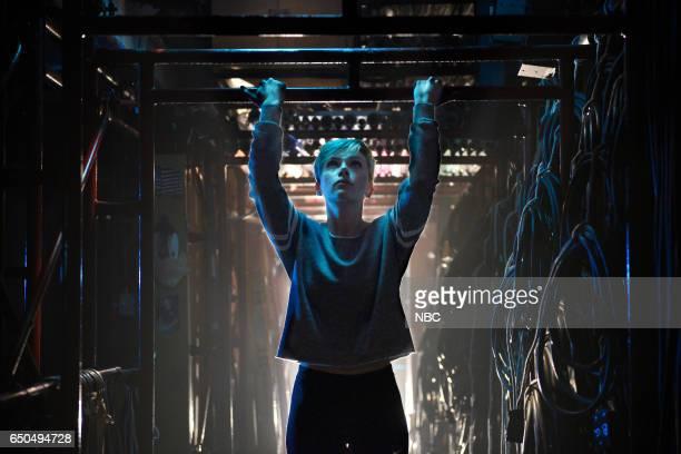 LIVE 'Scarlett Johansson' Episode 1720 Pictured Host Scarlett Johansson poses in Studio 8H on March 7 2017