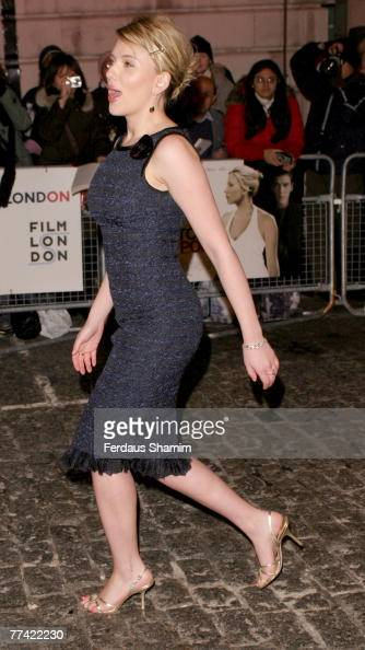 Scarlett Johansson Nachrichtenfoto Getty Images