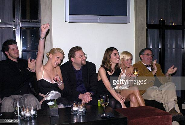 Scarlett Johansson Ross Katz Sofia Coppola Anna Faris and James Schamus *Exclusive*