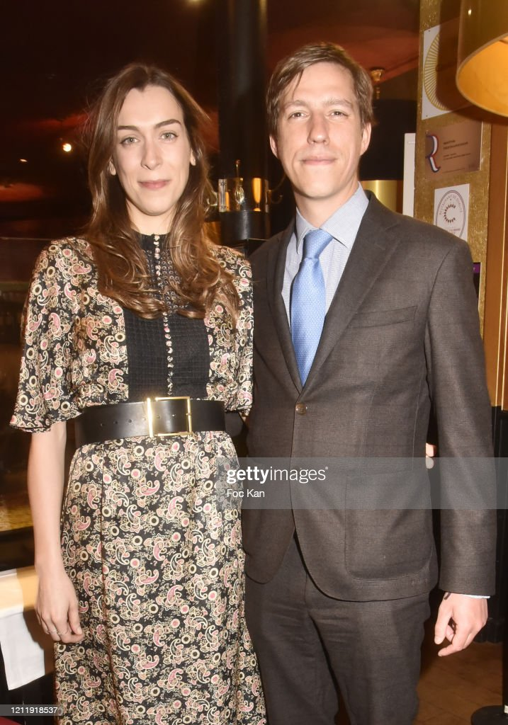 """""""Children For Peace"""" Auction Gala Dinner At Le Grand Bistro : News Photo"""