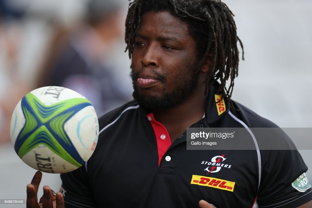 Super Rugby Rd 10 - Sharks v Stormers