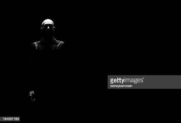 scary man - fascism stock pictures, royalty-free photos & images