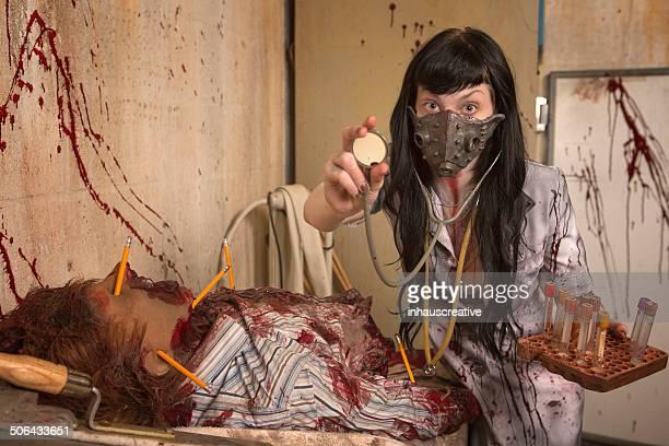 Scary Krankenschwester