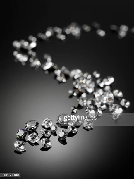 散乱ダイヤモンド