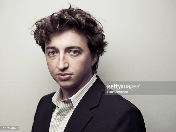 Scenarist Benh Zeitlin is photographed for Self Assignment on May 21 2012 in Cannes France