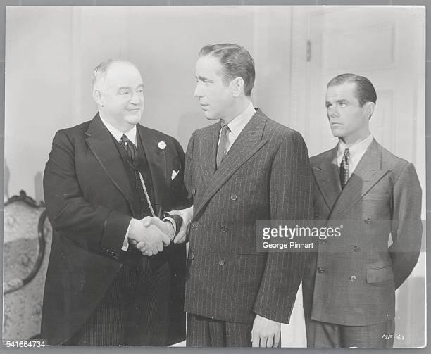 Scene from Maltese Falcon Motion pictured released in 1941 | Version of 'The Maltese Falcon' by Dashiell Hammett