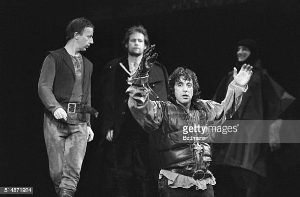 Scene from Shakespeare's Richard III.