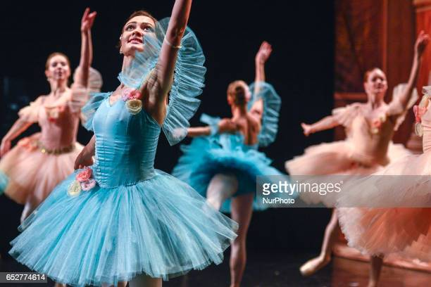 A scene from 'Sleeping Beauty' performed by The Royal Moscow Ballet during their Irish Tour 2017 in The Helix Dublin On Saturday March 11 in Dublin...