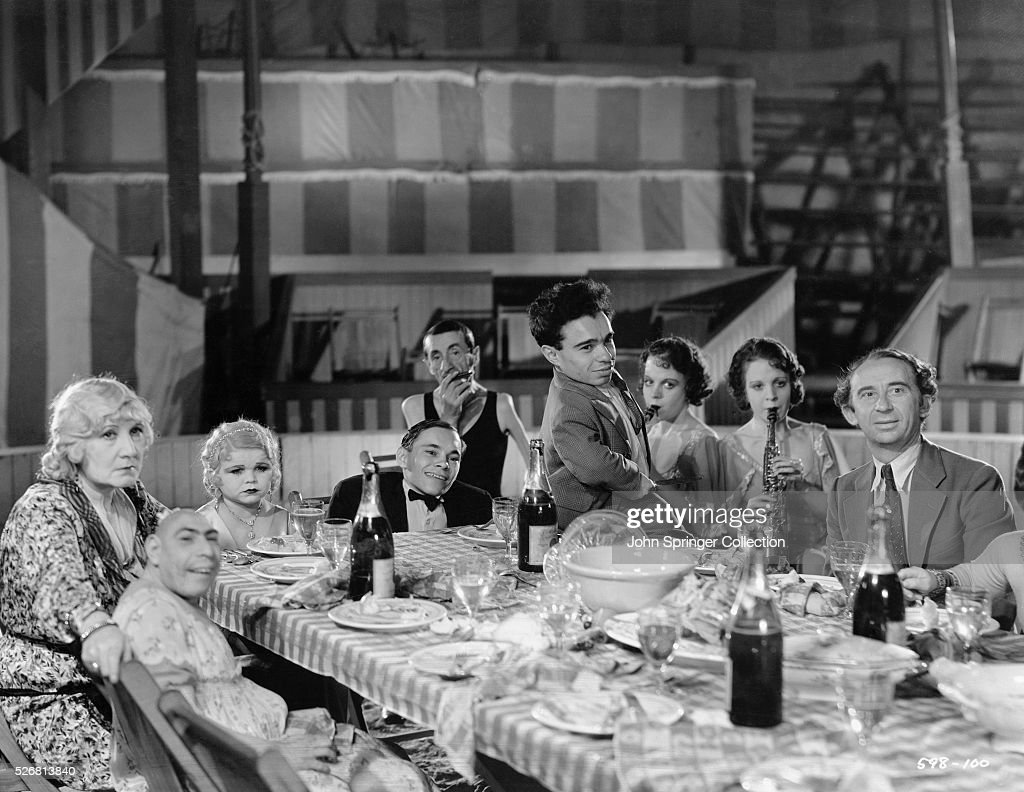 scene from the 1932 film freaks ニュース写真 getty images