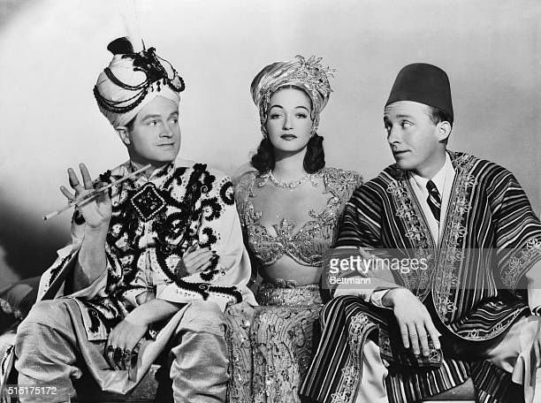 Scene from the 1942 film Road to Morocco