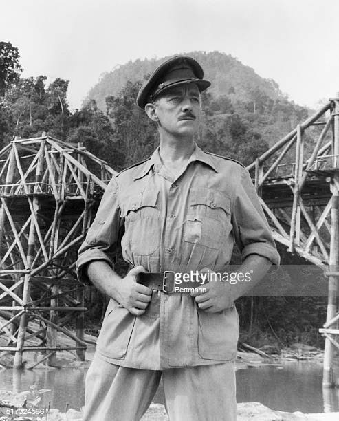 Scene from the 1957 film The Bridge on the River Kwai