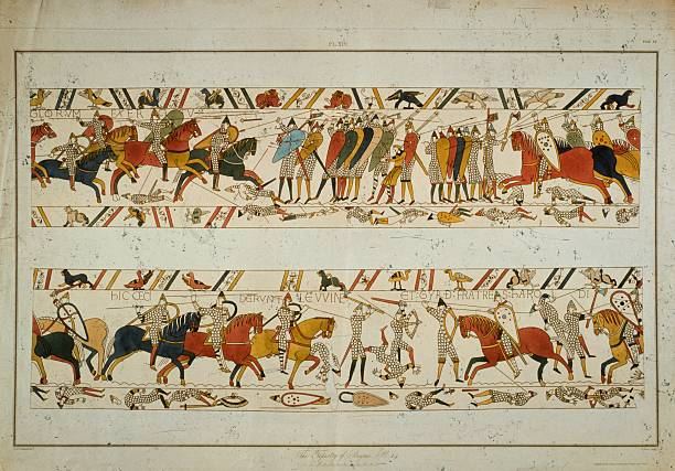 Bayeux Tapestry Wall Art