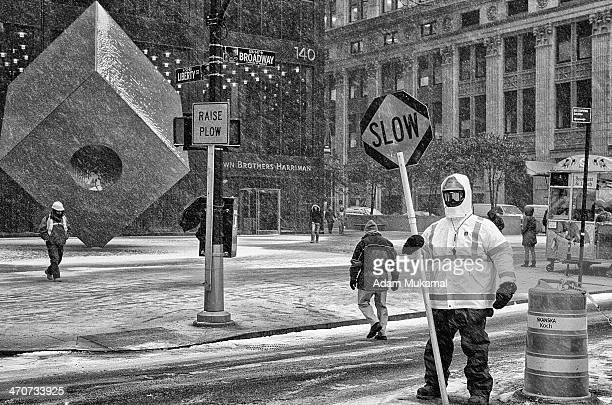Scene from the ferocious snow blizzard that threatened the morning commute in NYC on January 21, 2013 Leica M3, 50mm summilux aspherical