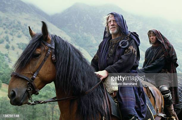 A scene from the film 'Braveheart' 1995