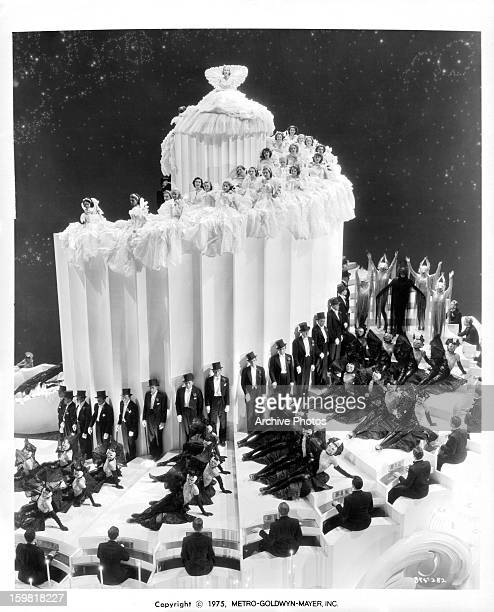 A scene from the film 'The Great Ziegfeld' 1936