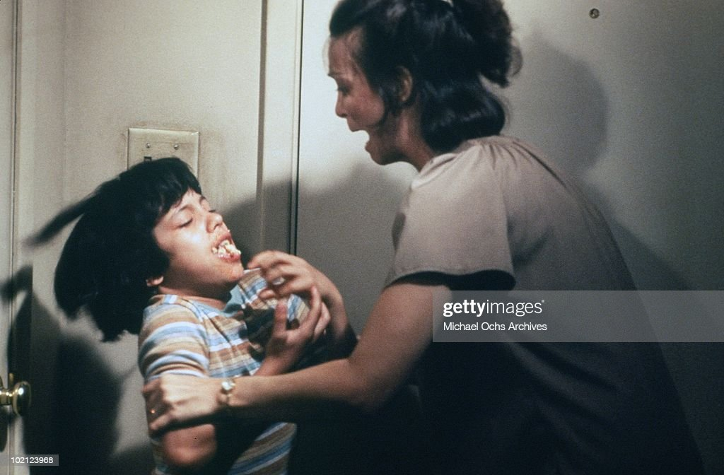 A scene from the movie 'Bloodbrothers' in 1977 in New York, New York.