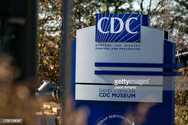 Scene setter images outside the Centers for Disease Control and Prevention in Atlanta on Thursday, Dec. 10, 2020 in Atlanta, GA.