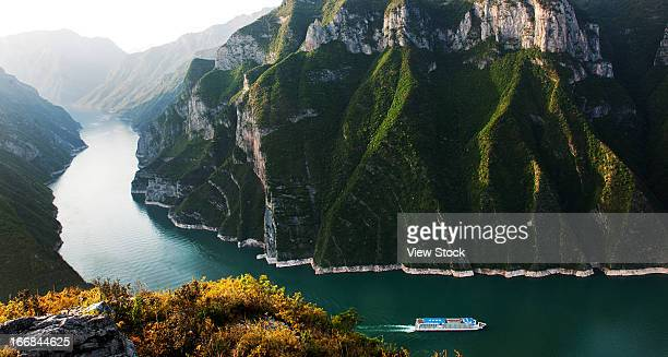 Scenery of Three Gorges