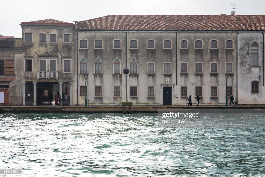 Scenery of Venice, Italy : Stock Photo