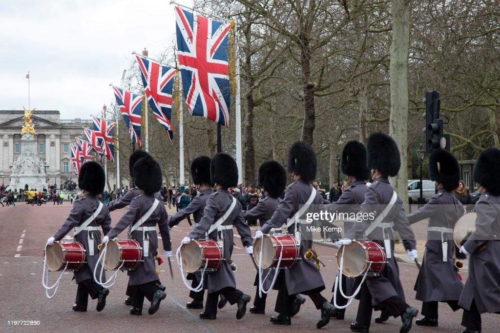 Brexit Day In London : ニュース写真