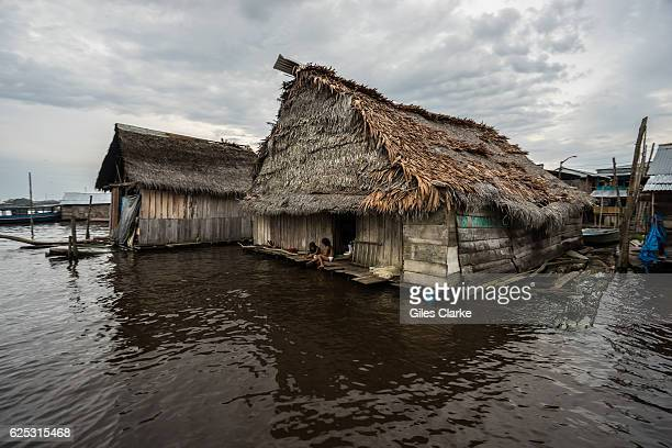 Scenes from a riverside market in Iquitos, Peru, on the Amazon River in January 2016.