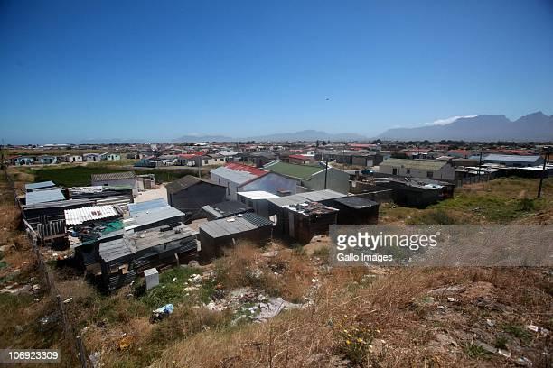 Scenes from around Guguletu which is near to where British honeymooners Anni Dewani and Shrien Dewani were attacked on November 15 2010 in Guguletu...