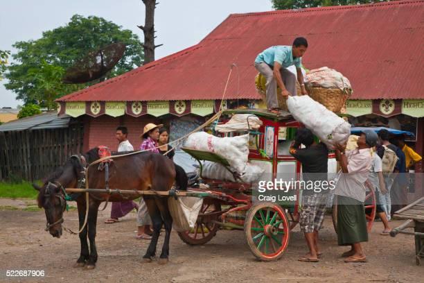 Scenes from Burma