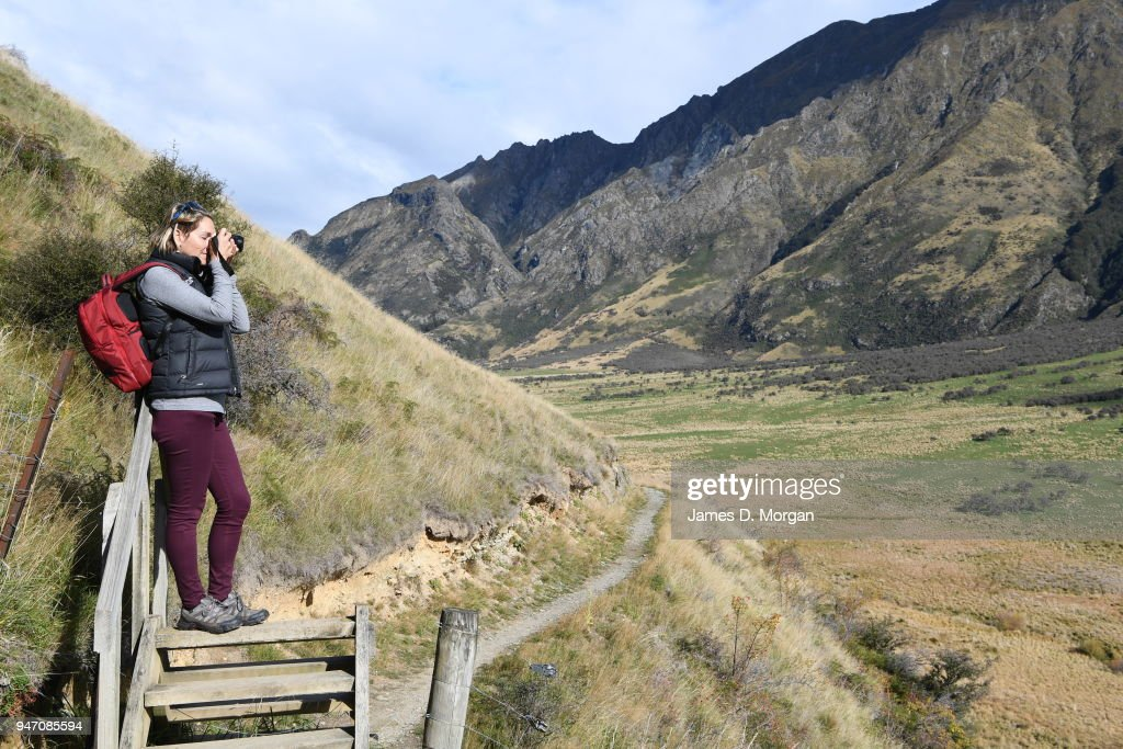 In and around Queenstown, New Zealand : News Photo