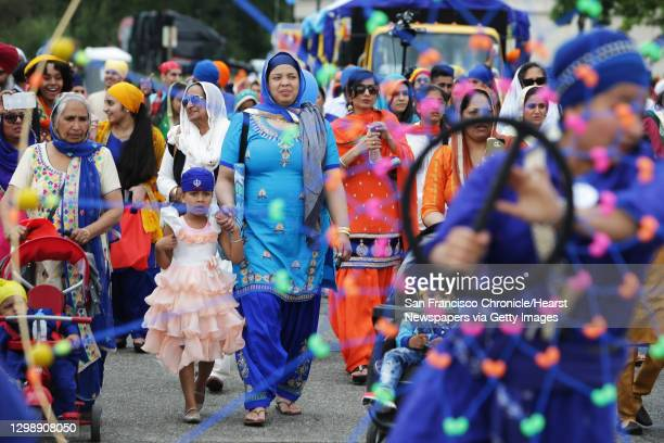 Scenes from the 26th annual Khalsa Day Celebration at the Showare Center in Kent, Saturday, May 26, 2018. Thousands of members of the Sikh community...