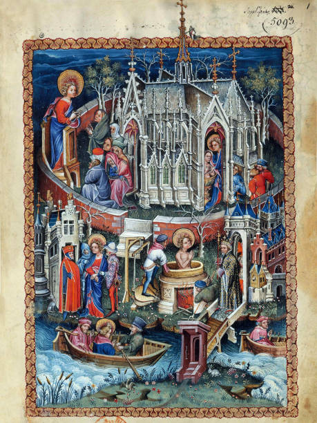 Scenes From The Life Of Saint John The Evangelist Pictures Getty