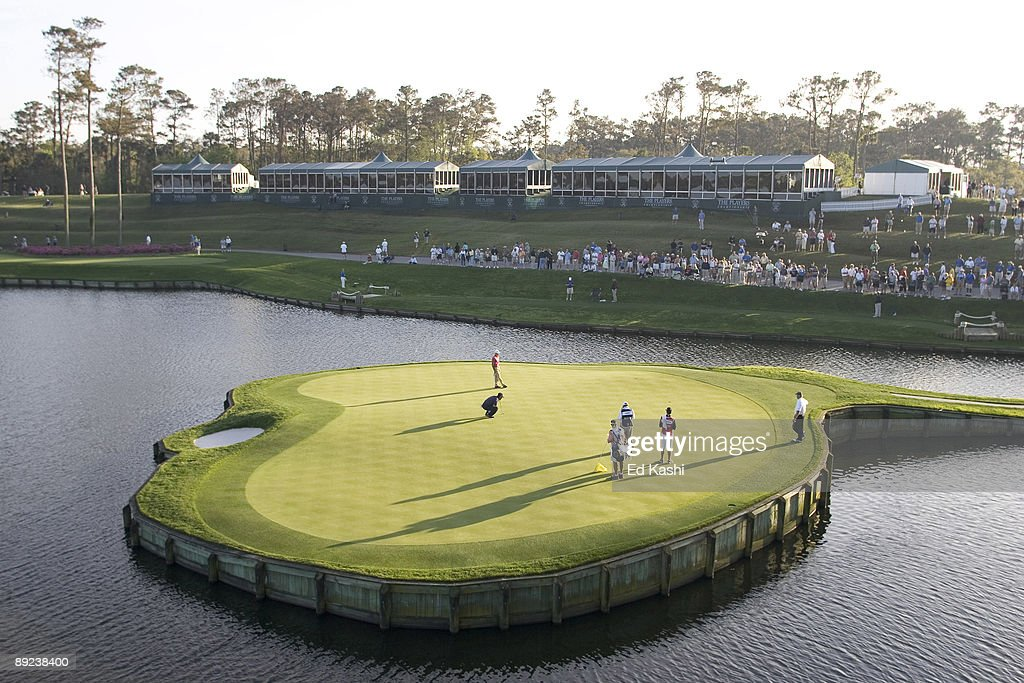 PGA TOUR - 2005 THE PLAYERS Championship - First Round : ニュース写真