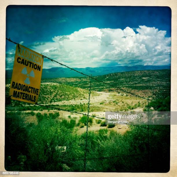 Scenes from Uravan Colorado where the Manhattan Project milled uranium ore for the atomic bomb An epidemic of cancer among the miners was first...