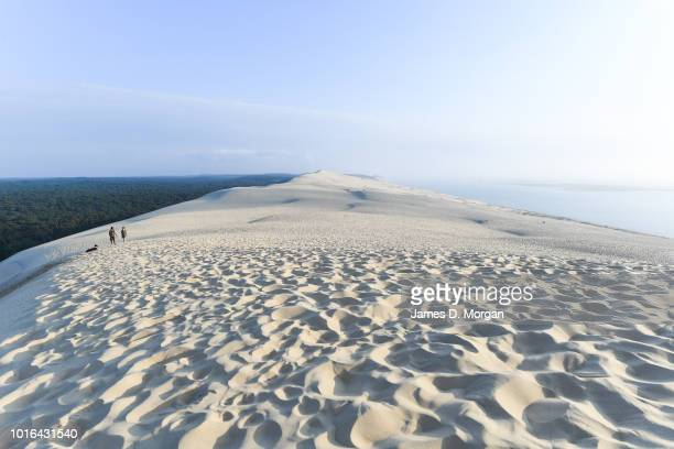 Scenes of Dunes du Pilat in Arcachon France on June 20th 2018