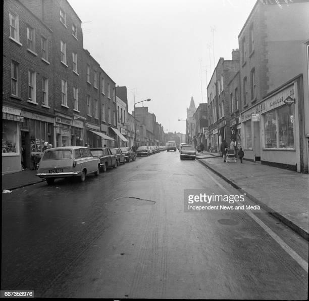 Scenes of Meath Street Dublin