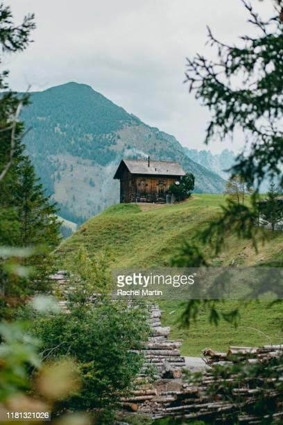 scenes of the alps - ファドゥーツ ストックフォトと画像