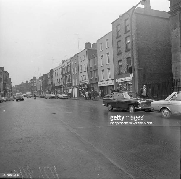 Scenes of Thomas Street Dublin