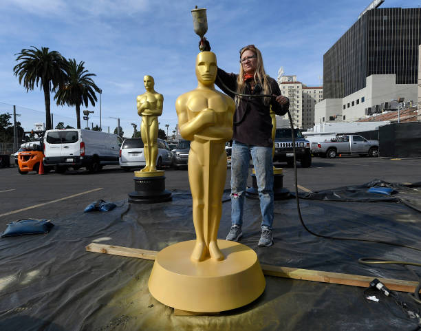 CA: 92nd Annual Academy Awards - Red Carpet Roll Out