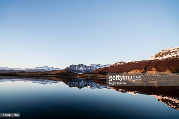 scenic iceland - austurland stock pictures, royalty-free photos & images