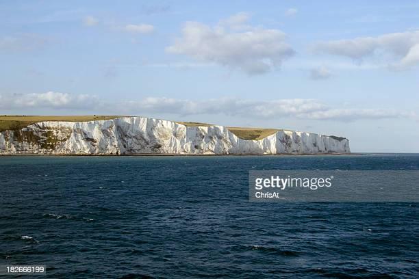 Scenic Kent - White cliffs of Dover