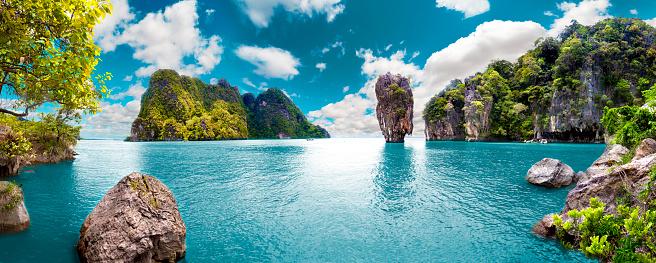 Scenic landscape.Seascape 623215778